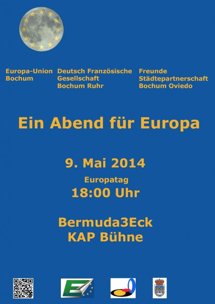 Ein Abend für Europa