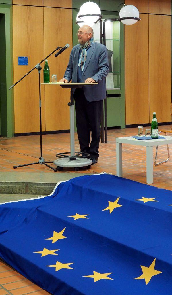 Grußworte der Europäischen Bewegung, überbracht durch MdB Axel Schäfer