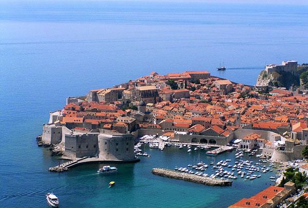 Die Altstadt von Dubrovnik, Copyright: gari.baldi [CC-BY-SA-2.0]