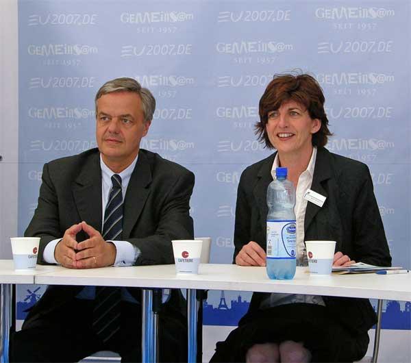 Dskussion mit Dr. Christoph Konrad