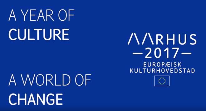 Aarhus Kulturhautstadt 2017