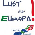 Plakat zur Europawahl 2009